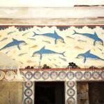 Knossos_dipinto dei delfini