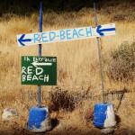 Percorso Red beach