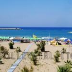 Spiaggia Rethymno