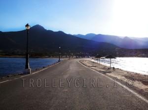 Strada per Kolokytha