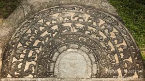 Polonnaruwa: pietra di luna