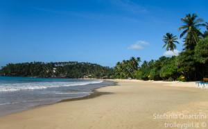 Spiaggia Mirissa
