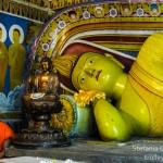 Statua di Buddha Kandy