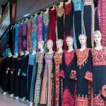 Amman, negozio di vestiti