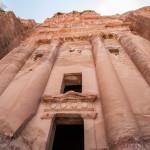 Petra, Tomba di sesto fiorentino