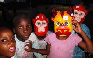 Bambini, Orfanotrofio di Timboni
