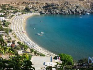 Spiaggia di Lindos - Rodi