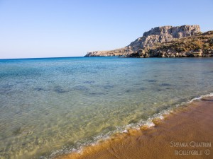 Spiaggia di Agathi - Rodi