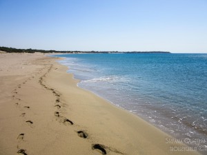 Spiaggia Agios Giorgios - Rodi