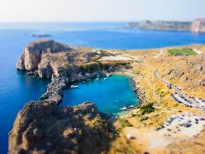 Spiaggia Agios Pavlos Lindos - Rodi