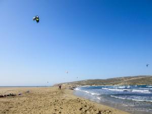 Spiaggia di Prasonissi - Rodi