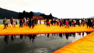 FLOATING PIERS SAN PAOLO